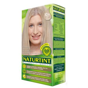 Naturtint Permanent Hair Colour 10A Light Ash Blond