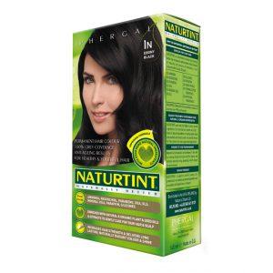 Naturtint Permanent Hair Colour 1N Ebony Black