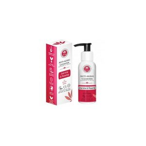 PHB Ethical Beauty Anti-Aging Facial Cleanser with Jasmin & Rosehip