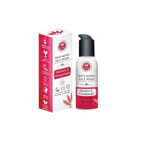 PHB Ethical Beauty Anti-Aging Facial Wash with Mandarin & Pomegranate
