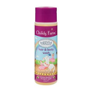 Childs Farm Blackberry & Organic Apple Hair and Body Wash