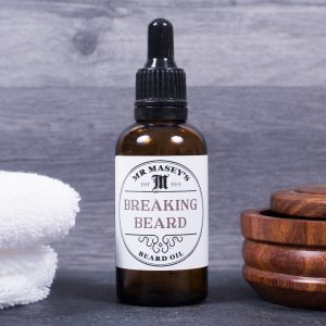 Mr Masey's Emporium of Beards Breaking Beard Oil