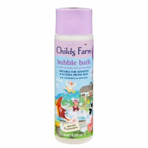 Childs Farm Organic Tangerine Bubble Bath