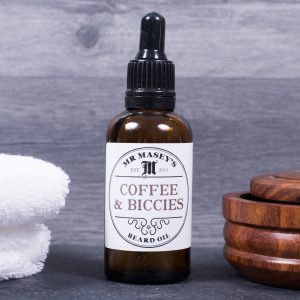 Mr Masey's Emporium of Beards Coffee & Biccies Oil