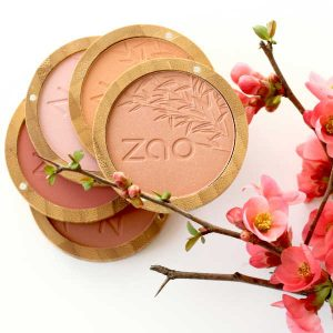 ZAO Bamboo Compact blush