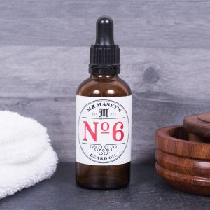 Mr Masey's Emporium of Beards No.6 Beard Oil