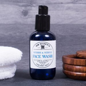 Mr Masey's Emporium of Beards Face Wash for Dry Skin