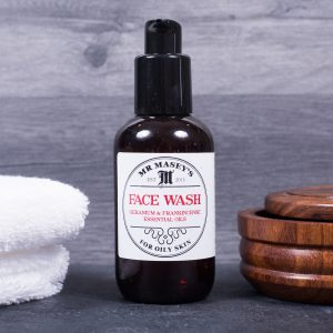 Mr Masey's Emporium of Beards Face Wash for Combination Skin