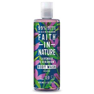 Faith In Nature Lavender and Geranium Body Wash
