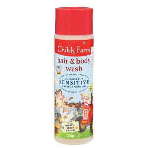 Childs Farm Organic Sweet Orange Hair Body Wash
