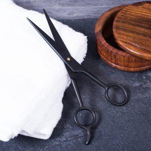 Mr Masey's Emporium of Beards Ice Tempered Scissors