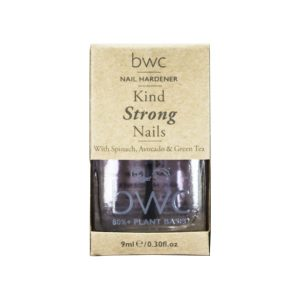 Boxed Kind strong nails hardener