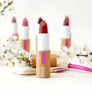 ZAO Bamboo Matt lipstick