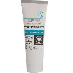 Urtekram Mint and Green Tea Organic Toothpaste