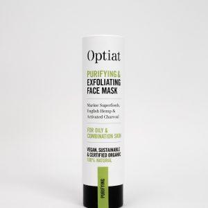 Optiat - Purifying Hemp Face Mask