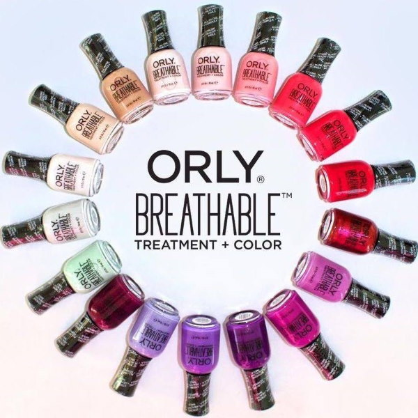 Orly Breathable Colour Greener Beauty For Your Vegan