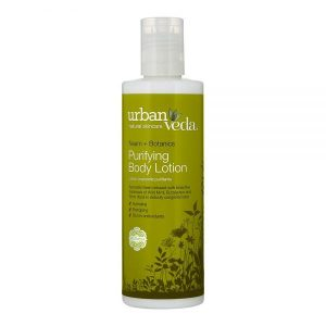 Urban Veda Purrifying Body Lotion