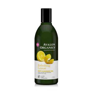 Avalon Organics Refreshing Lemon Bath and Shower Gel