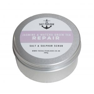 The Salt Parlour Jasmine & Matcha Green Tea REPAIR