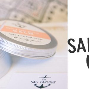 The Salt Parlour Rose & Shea Butter CALM