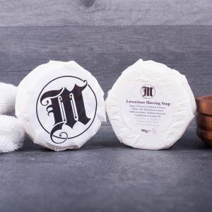Mr Masey's Emporium of Beards Luxury Shaving Soap