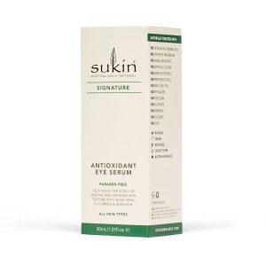 Sukin Antioxidant Eye Serum