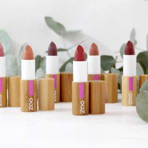 ZAO Bamboo Soft Touch lipstick