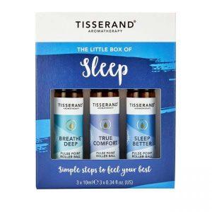 Tisserand The Little Box of Sleep Kit