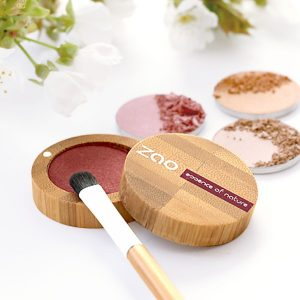 ZAO Bamboo Pearly eye shadow