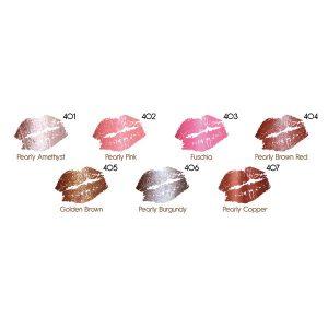 ZAO Bamboo Pearly lipstick