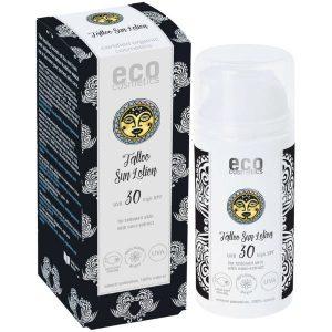 Eco Cosmetics Tattoo Sun Lotion