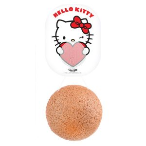 The Konjac Sponge Co Hello Kitty Sponge & Hook