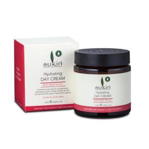 Sukin Rosehip Oil Day Cream