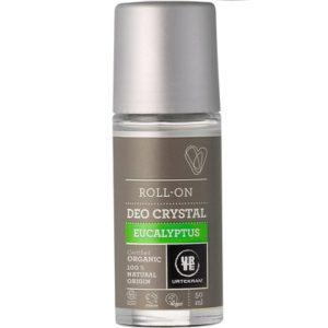 Urtekram Eucalyptus Deodorant Roll-on Organic