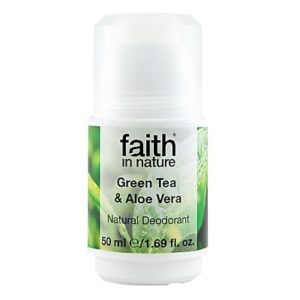 Faith In Nature Green Tea and Aloe Vera Natural Deodorant