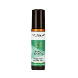 Tisserand Find Focus Pulse Point Roller Ball