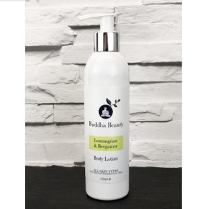 The Buddha Beauty Company Lemongrass and Bergamot Organic Body Lotion