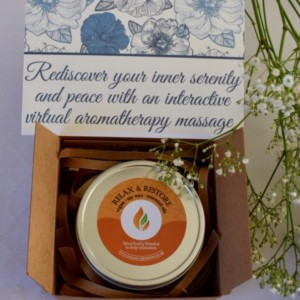 Tension Takeaway Relax and Restore Gift Set