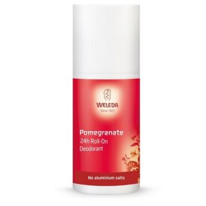 Weleda Pomegranate 24hr Roll on Deodorant