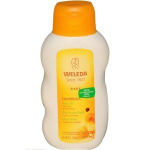 Welenda Calendula Baby Oil