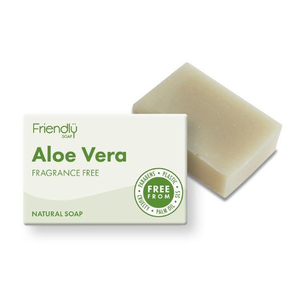 Friendly Soap Aloe Vera Soap