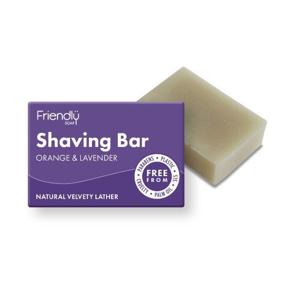 Friendly Soap Shaving Soap