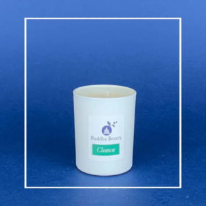 The Buddha Beauty Company Cleanse Rosemary & Thyme Room Candle