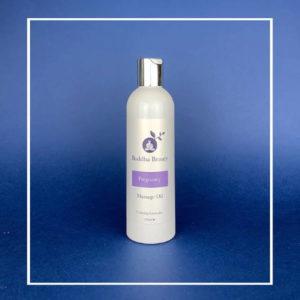 The Buddha Beauty Company Pregnancy Organic Massage Oils
