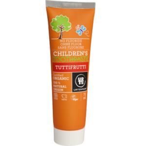 Urtekram Tooti Fruitt Childrens Toothpaste