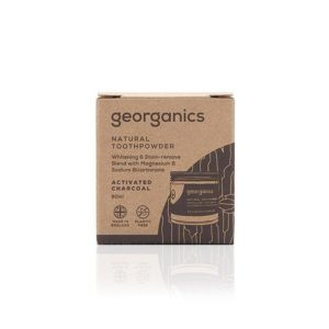 Georganics Natural Activated Charcoal Toothpowder