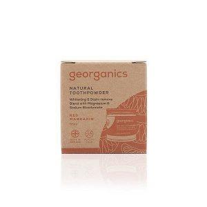 Georganics Natural Red Mandarin Toothpowder