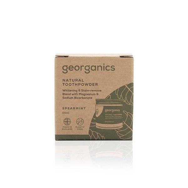 Georganics Natural Spearmint Toothpowder