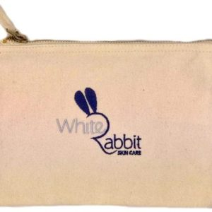 White Rabbit Skincare Travel Kit - Cosmetic Bag