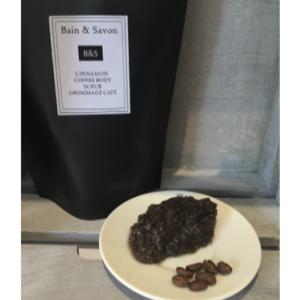 Bain & Savon Cinnamon Coffee Scrub